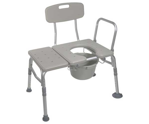 Product - Home Care Equipment - Transfer Benches Commode