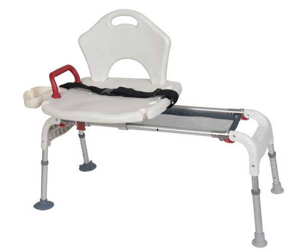 Product - Home Care Equipment - Transfer Benches Slider