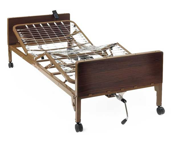 Product - Hospital Beds & Specialty - Full Electric - Drive Item #15033BV-PKG - Medline Item #MDR107003E