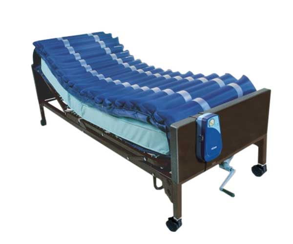 Product - Hospital Beds & Specialty - Alternating Pressure & Low Air Loss - Drive Medical Item #14025N