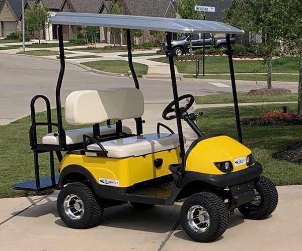 Product - Mini Golf Carts - Quickie Carts