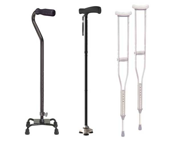 Product - Mobility Aids - Canes & Crutches