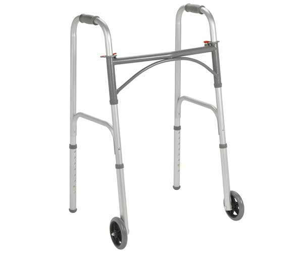 Product - Mobility Aids - Front Wheeled Walker - Item #10244-4