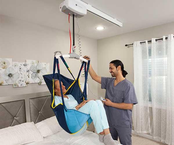 Product - Patient Handling - Ceiling Track Lift - Handicare Model #C450