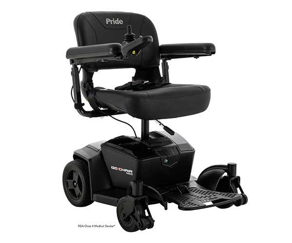 Product - Power Chairs - Go Chair Model #NewGoCHR