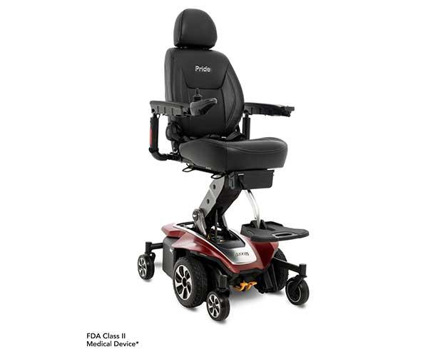 Product - Power Chairs - Jazzy Air 2 - Model #JAIR21001 w/ U1 Batteries