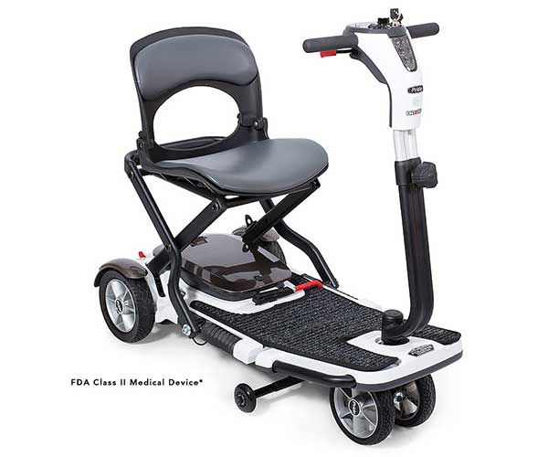 Product - Scooters - GoGo Folding - Model 4whl S19WH1001