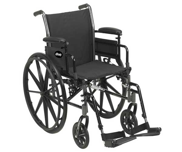 Product - Drive Cruiser III Manual Wheelchair