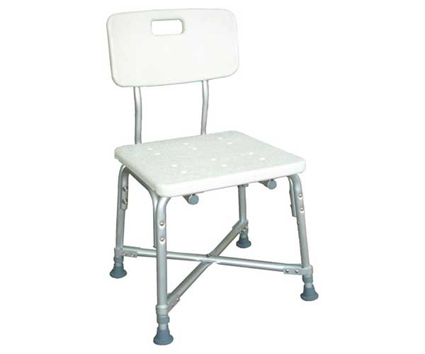 Product - Home Care Equipment - Shower Chairs with Back