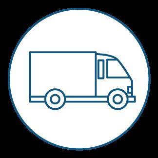 ServicesCircleIcon-Delivery-White