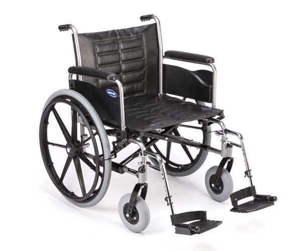 Heavy Duty Wheelchair - Tracer IV