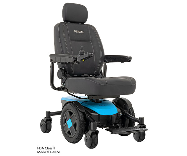 Product - Power Chairs - Jazzy Select 6 - Model #Select6